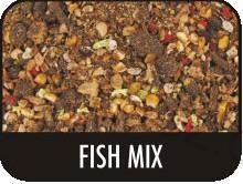 Big Carp Fish Mix - 1kg