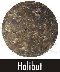 ULTRA Boiliess Halibut  - prům. 16 mm - 100 g+ dip 10 g