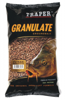 Granule Halibut - prům. 5mm - 1kg