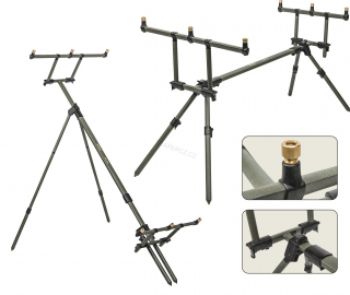 Rod Pod Force, 2,3 kg
