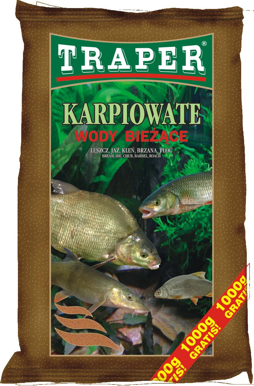 Kapr - tekoucí vody  - 5kg