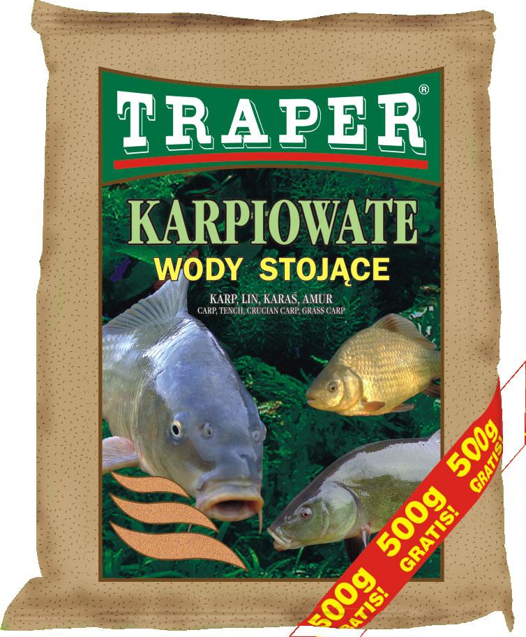 Kapr - stojaté vody - 5 kg