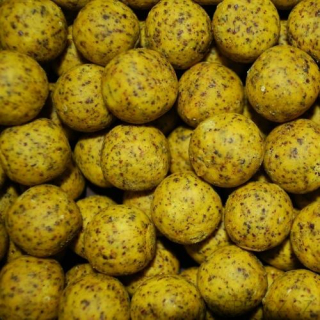 INFERNO-boilies  light linie, 20mm, 3kg - banán